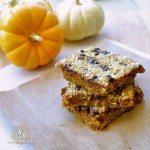 pumpkin protein squares