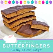 Homemade Butterfinger Recipe