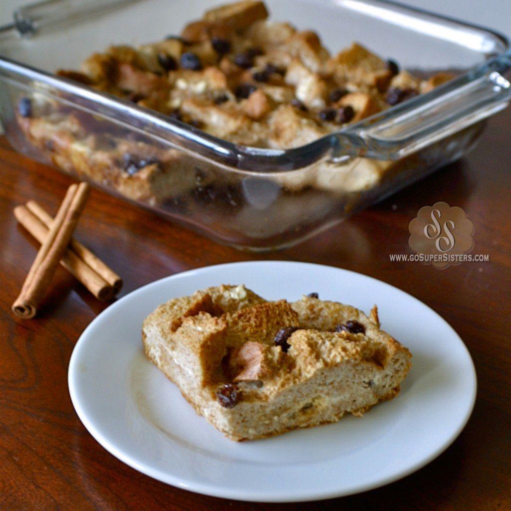 Baked Cinnamon Raisin French Toast