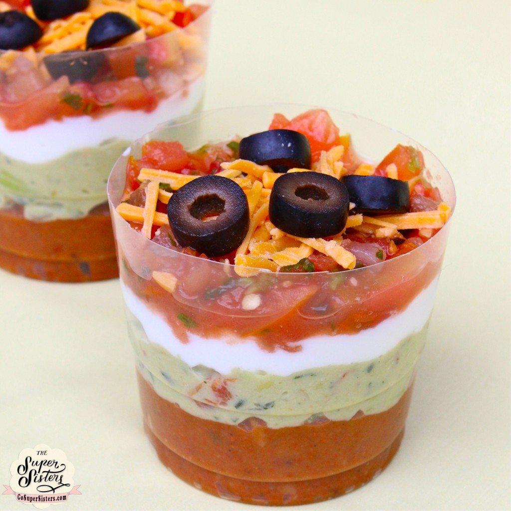 layered dip recipe