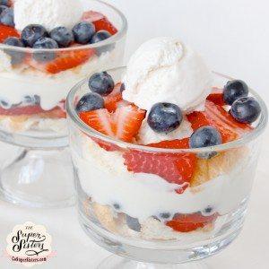 Mini Protein Trifle