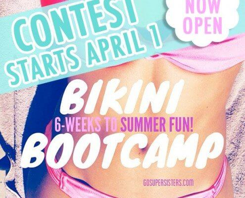 bikini bootcamp contest