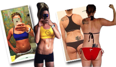 Bikini Bootcamp Before and After Pictures