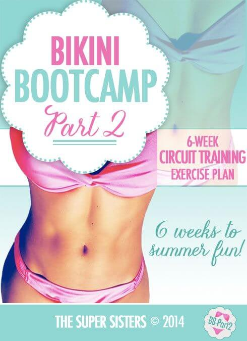 Bikini Bootcamp Part 2 Announcement!