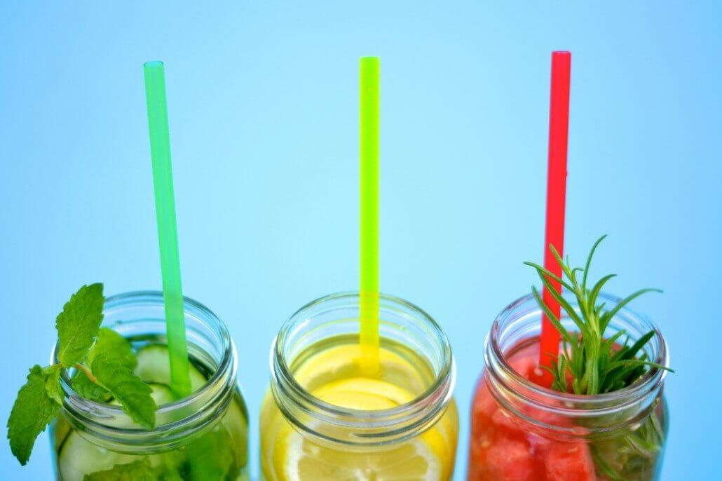 3 infused waters