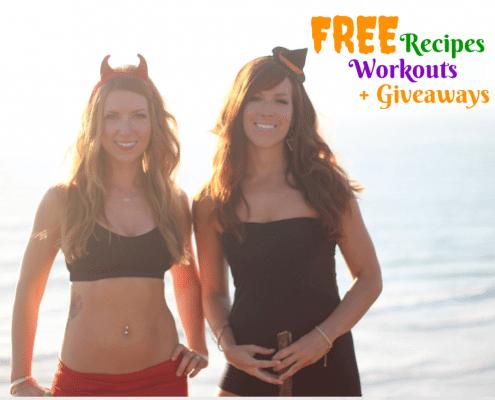 Free Workouts halloween