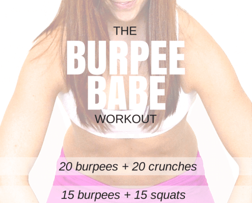 Burpee Babe Workout