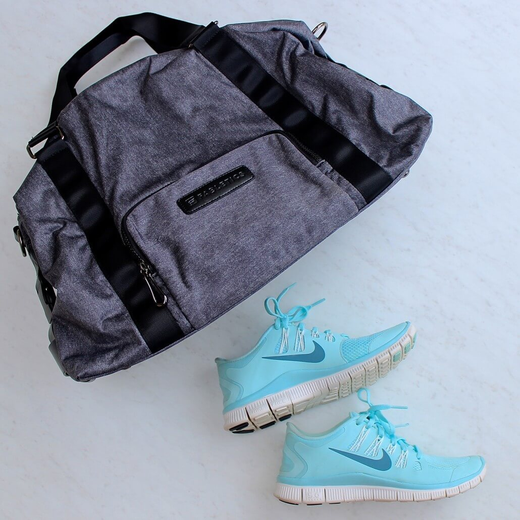 Fabletics gym bag