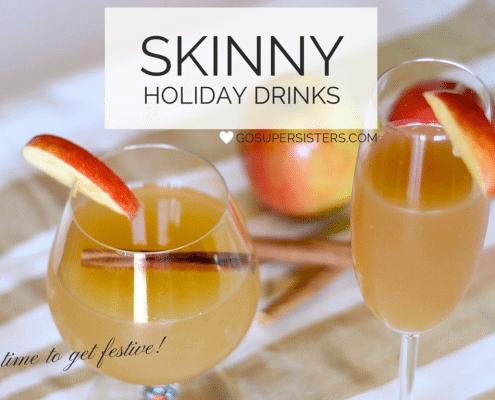 Skinny Holiday Drinks