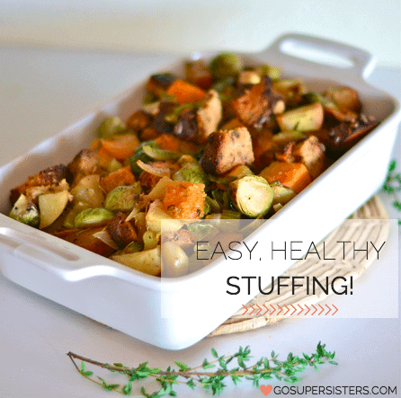 healthy stuffing recipe