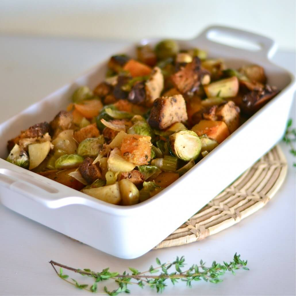 easy healthy stuffing