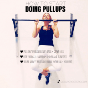 how to do a pullup