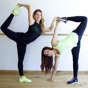 super sisters Liz Sara Super Sister Fitness