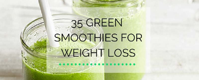 Breakfast Smoothie Recipes For Weight Loss At Home