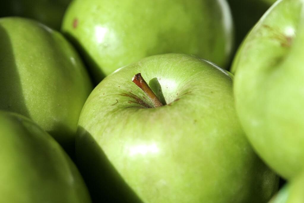 fat burning foods apple