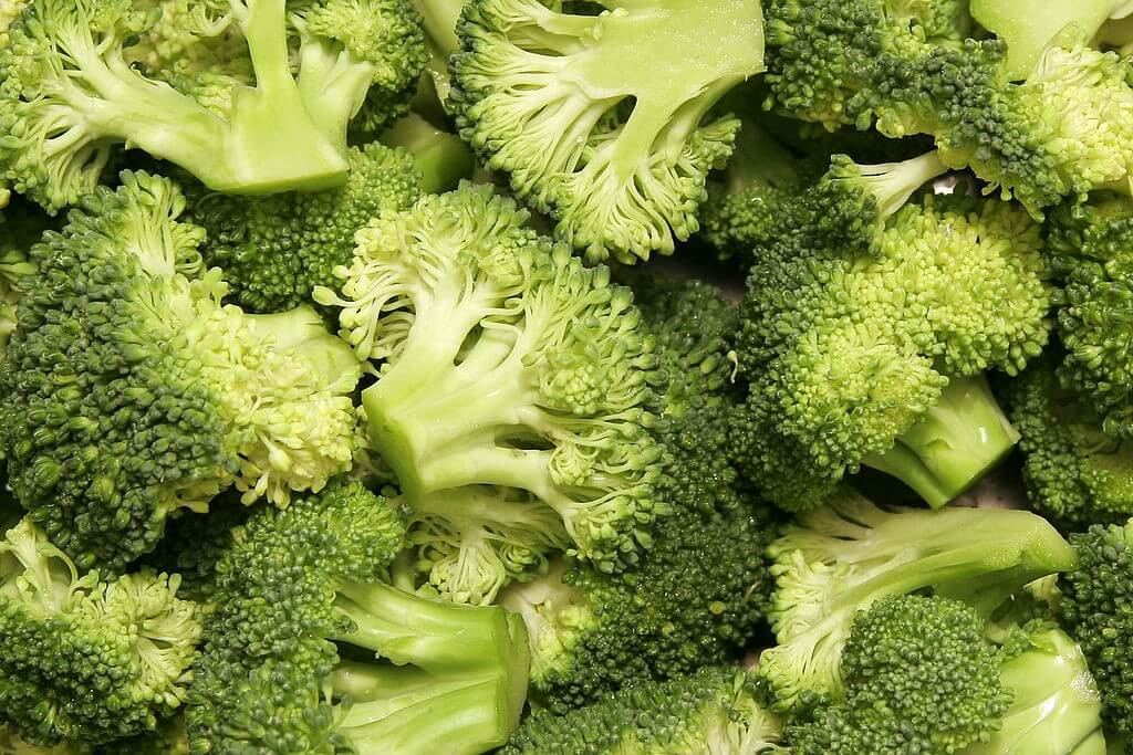 fat burning foods broccoli