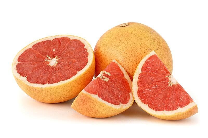 fat burning foods grapefruit