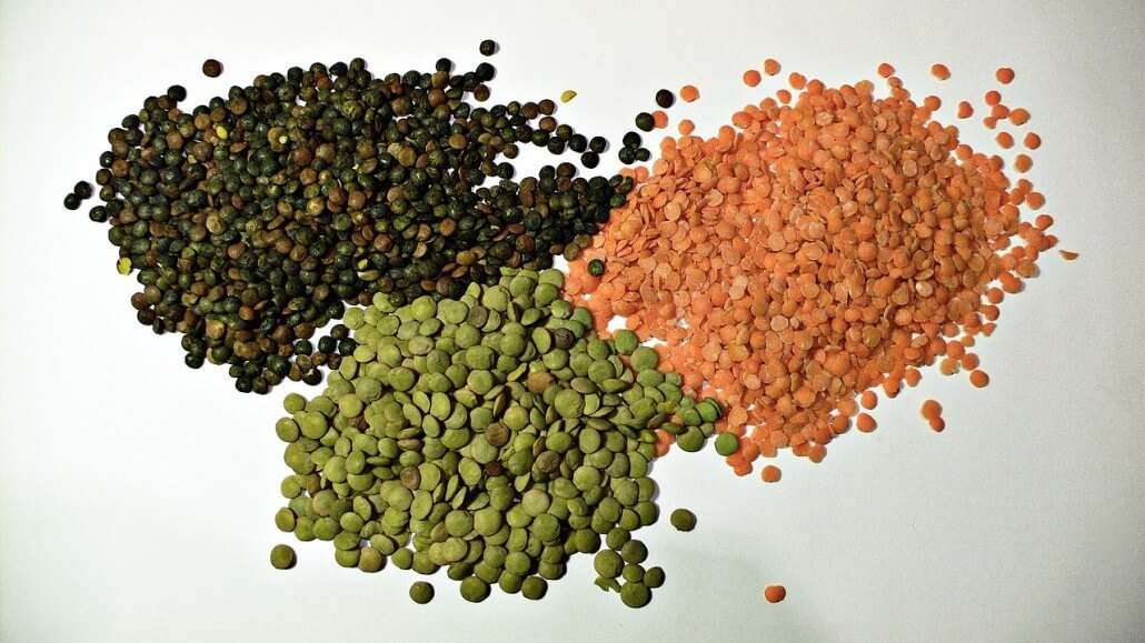 fat burning foods lentils