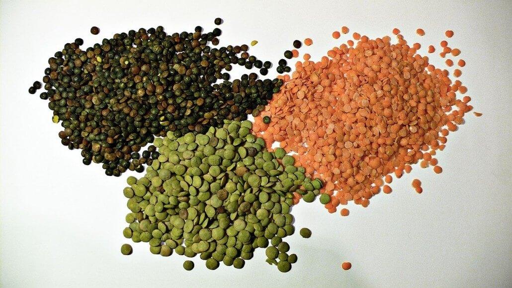 fat burning foods lentils