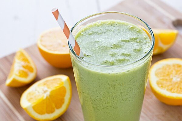 Green Smoothie: A creamy, tropical delight – this green smoothie ...