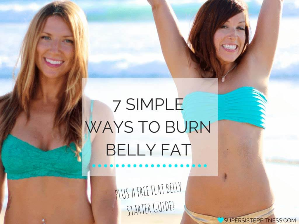 Burn Belly Fat Fast
