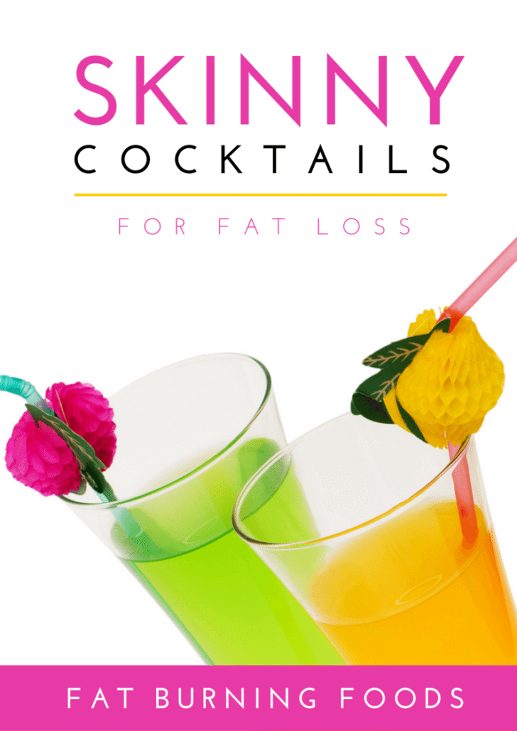 Skinny Cocktails Recipes