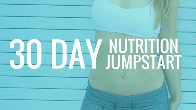 Nutrition Jumpstart Diet Plan