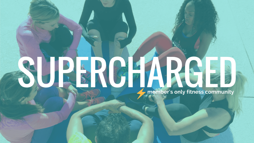 Super Sisters Supercharged Fitness Community