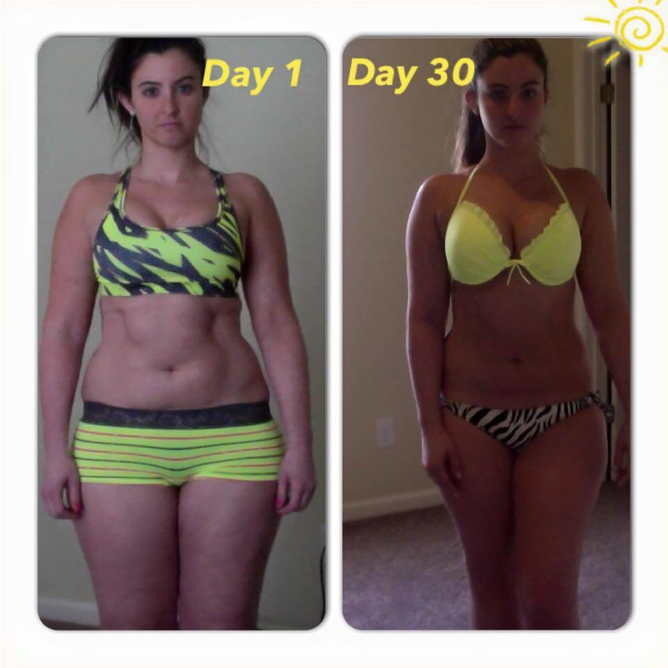 30 Day Clean Eating Challenge - Super Sister Fitness