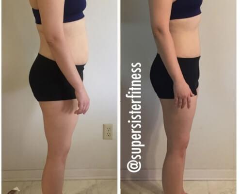 Bikini Bootcamp gobikini Before and After