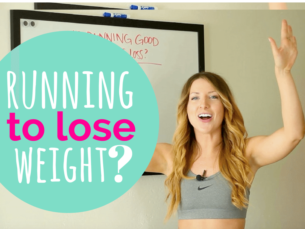 Is running the best way to lose weight fast 5kg