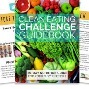 30 Day Clean Eating Challenge Guidebook