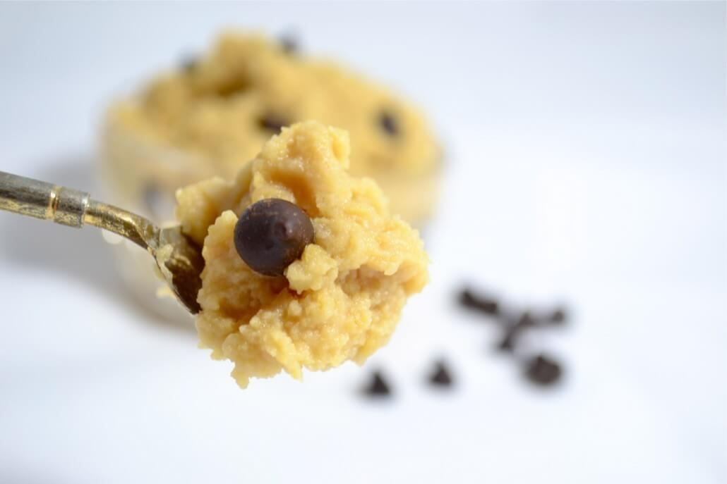 ... Feel free to Pin it or share this with a cookie dough loving friend