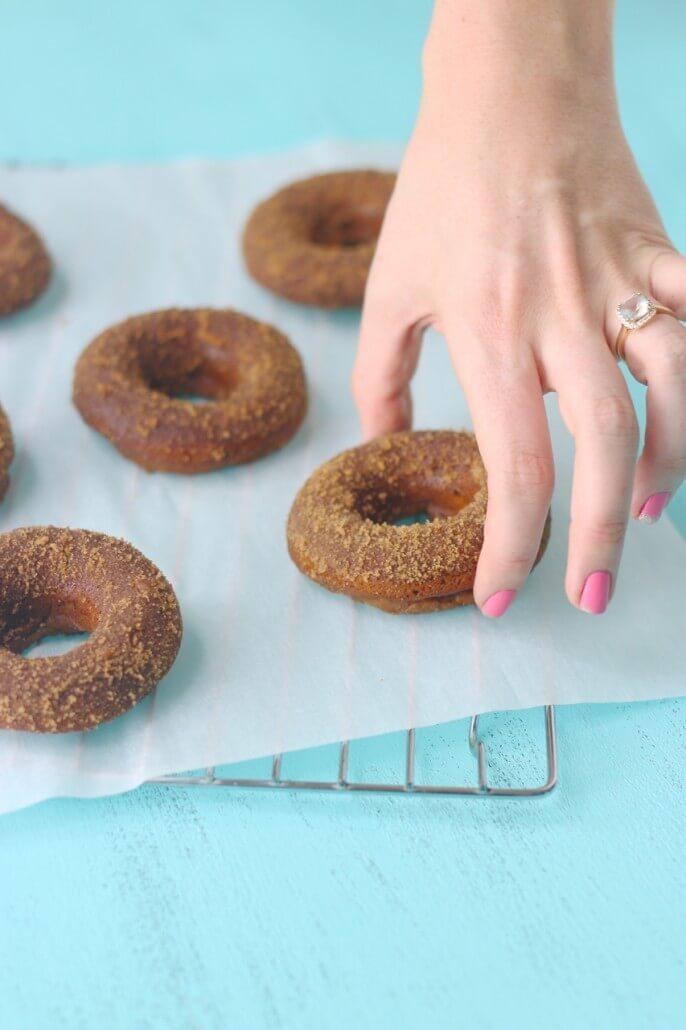 pumpkin donuts3