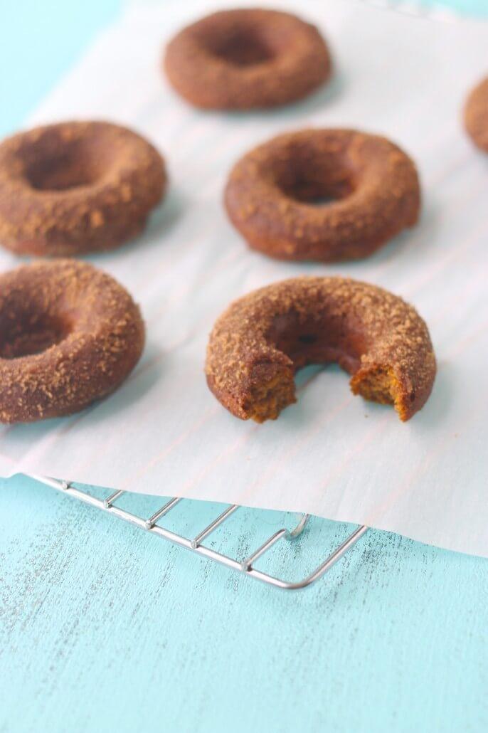 pumpkin donuts4