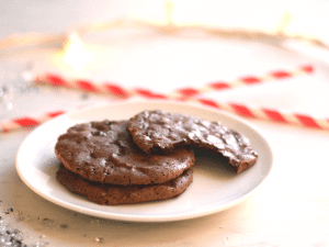 brownie batter cookies