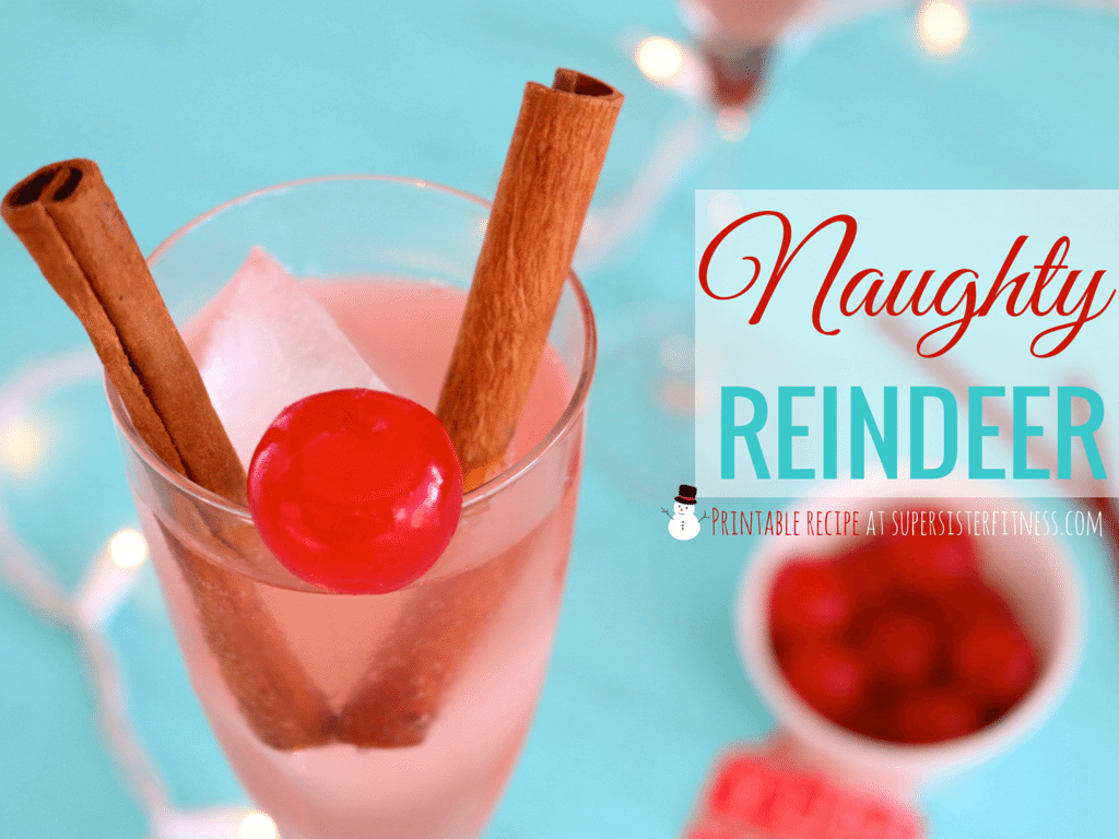 The best healthy holiday drink recipes skinny low for Cocktail fitness