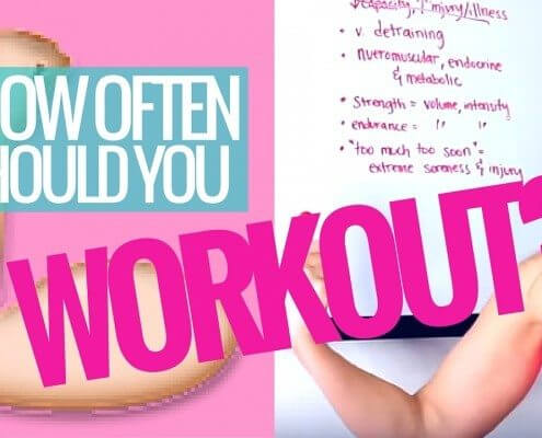 How Often Should I Workout? Trainer Tip Tuesday Super Sister Fitness