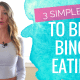 how to beat the binge, overcoming binge eating