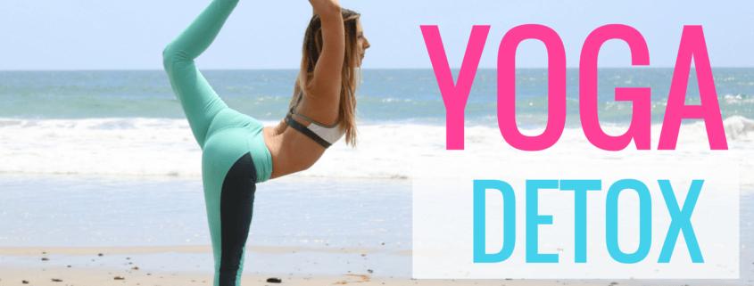 yoga for detox, detox yoga
