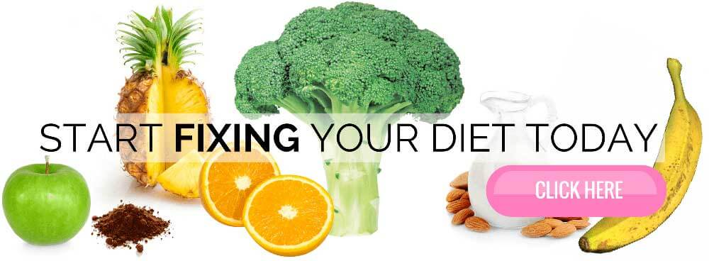 Fix your diet Real Food Reset