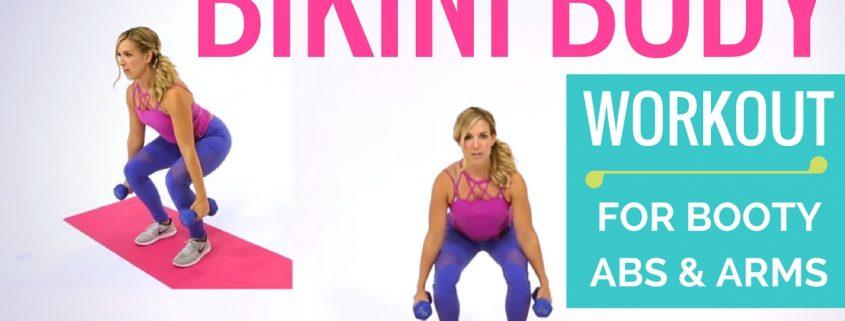 bikini body workout super sisters