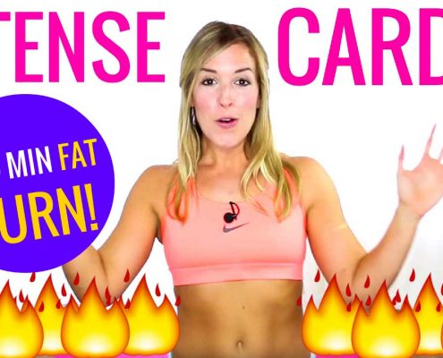 intense cardio workout