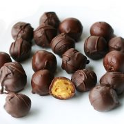 Sweet Potato Truffles by A Vibrant Life