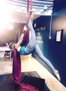 aerial silks super sister fitness danskin now
