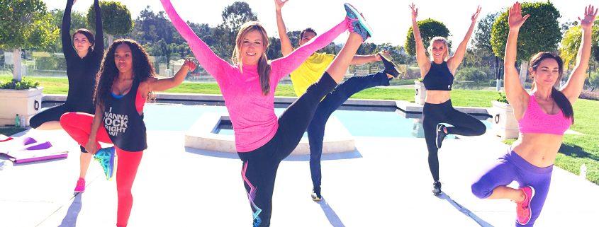 Liz Germain Super Sister Fitness