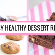 10 Easy, HealthyDessert Recipes